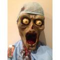Disfraz Disfraces Accesorios Halloween Zombie Hd