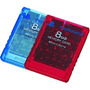 Memory Card Original De 8mb Colores  Play2 *maxxigames10*