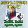 Sistema Tinta Epson Xp201, Xp211, Xp401, Xp411
