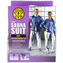 Traje De Sauna Para Adulto Talla S/m ,golds Gym
