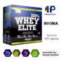 Whey Elite - 10 Libras - 100% Proteína Microfiltrada Vitanas