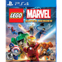 Lego Marvel Super Heroes Ps4 Playstation 4 Nuevo Original