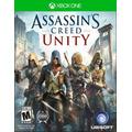 Assassins Creed Unity Xbox One Nuevo Original Jxr