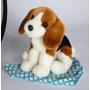 Perro Beagle Cachorro De Peluche Y Felpa Marca Douglas