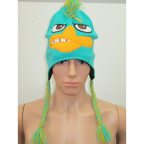 Gorro Termico Invierno Phineas And Ferb Disney