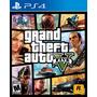 Ps4 Juego Gta V Grand Theft Auto Playstation 4 Fisico Nany41