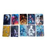 Cuadernos Anime Manga Comics Personalizados Desde $6.500
