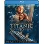 Película Blu-ray Original Titanic 3d Dicaprio - Envío Gratis