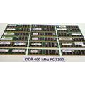 Memoria Ram Pc Ddr 1gb (400 Pc3200-333 Pc2700-266 Pc2100)