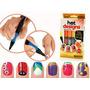 Nuevo Decorador De Uñas Hot Designs 3 Pen 6 Colors Regalo