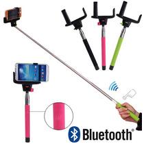 Monopodo Bluetooth Para Celulares Iphone Galaxy Ideal Selfie