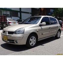 Clio Rs Modelo 2008 1.6cc Full