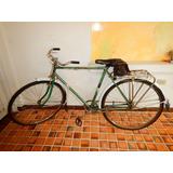 Antigua Bicicleta / Cicla Monark - Pintura Original