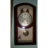 Reloj Jawaco Antiguo De Pared