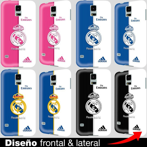 carcasa samsung s7 real madrid