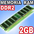 Outlet! Memoria Ram Ddr2 2gb 667 800 - Pc - 12 Meses De Gtia