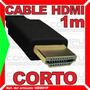 Cable Hdmi - Hdmi Plano, 1 M Computoys Zhdm01p