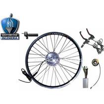 Kit De Conversion Electrico Para Bicicleta 350w