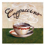 Poster (33 X 33 Cm) Cappuccino - Mini Karen Bates