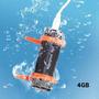 Mp3 Sumergible 4 Gb Sport Agua Deportes Acuaticos Fm