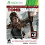 Xbox Tomb Raider Goty Juego Del Año - Nuevo, Original