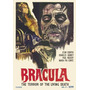 Poster (28 X 43 Cm) Dracula The Terror Of The Living Dead