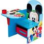 Silla Escritorio Mickey Mouse Disney Envio Gratis