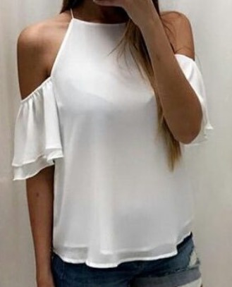 Blusas para mujer Limonni LI430 Campesinas