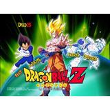 Serie Dragon Ball Z 72 Dvds