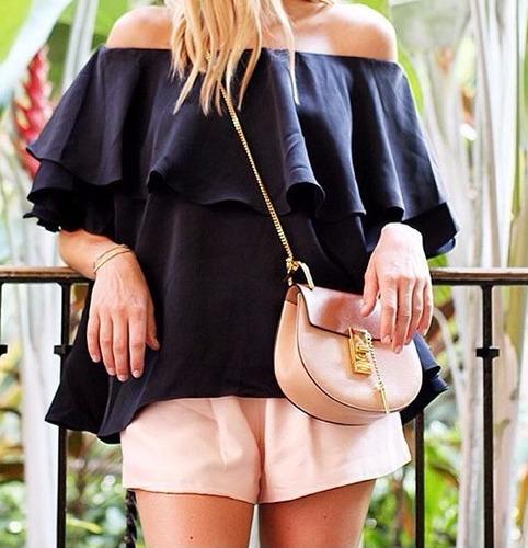 Blusas para mujer Limonni LI886 Campesinas
