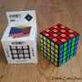 Cubo De Rubik 5x5 Moyu Yj Yuchuang Speedcube Cuerpo Negro