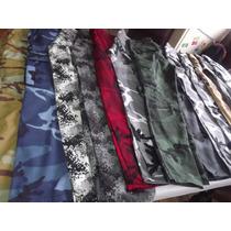 Pantalones Camuflado Americano Y Tipo Urban