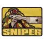Parche Rothco Con Velcro Sniper