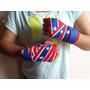 Vendas Boxeo Capitan America 1 Par Importadas Largas Mma 4.5
