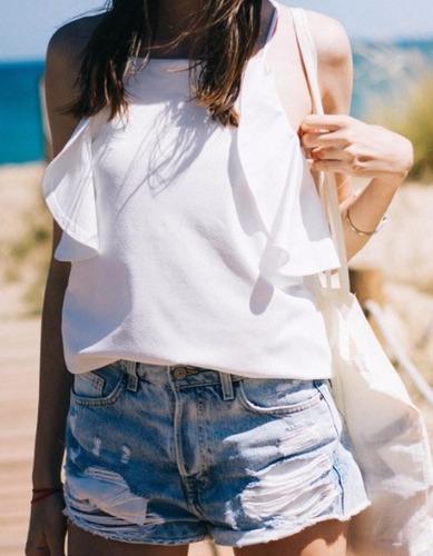 Blusas para mujer Limonni LI666 Casuales