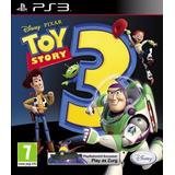Toy Story 3 Ps3 Disponible Original Juegos Para Niños Ps3
