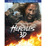 Blu-ray Original Hercules 3d The Rock *** Envío Gratis ***