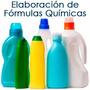 Elabora Productos De Limpieza + De 2000 Formulas Quimicas