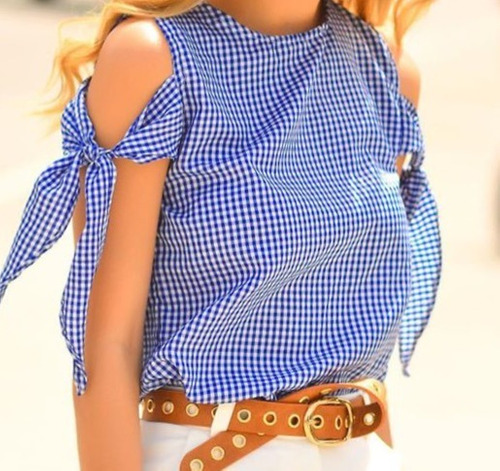 Blusas para mujer Limonni LI1113 Casuales