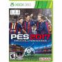 Fisico Pro Evolution Soccer 2017 Pes 2017 Xbox 360