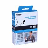 Microfono Solapa Especial Para Camaras Y Celulares