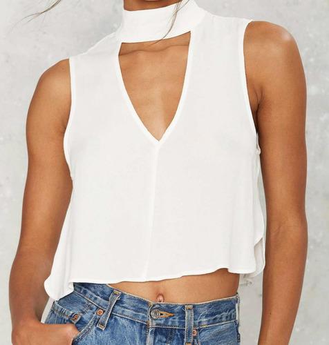 Blusas para mujer Limonni LI1014 Tops