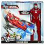 Iron Man 3 Bolido De Batalla 4 Misiles!
