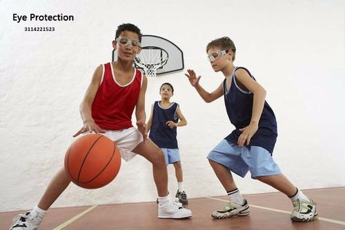 c1033df77 Gafas Deportes, Baloncesto, Tenis, Futbol, Karate Para Niños