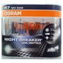 Osram Night Breaker Unlimited H7 110% Mas Luz Ref 64210nbu