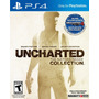 Playstation 4 Ps4 Uncharted Ps4 The Nathan Drake Collection
