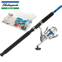 Combo Pesca Completo Mar Shakespeare Surf Casting