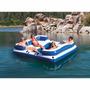 Inflable Isla Para Piscina Lago Mar Envio Gratis