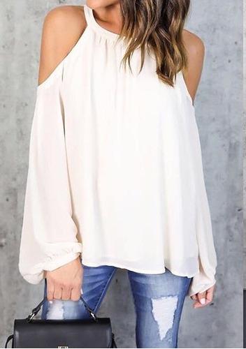 Blusas para mujer Limonni LI352 Casuales