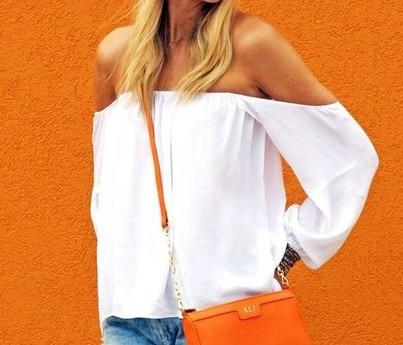 Blusas para mujer Limonni LI741 Campesinas